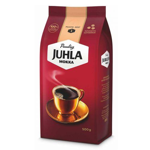 PAULIG JUHLA MOKKA PAPU  500 G