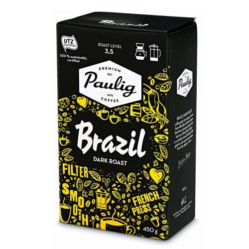 PAULIG BRAZIL TUMMA PAAHTO  450 G