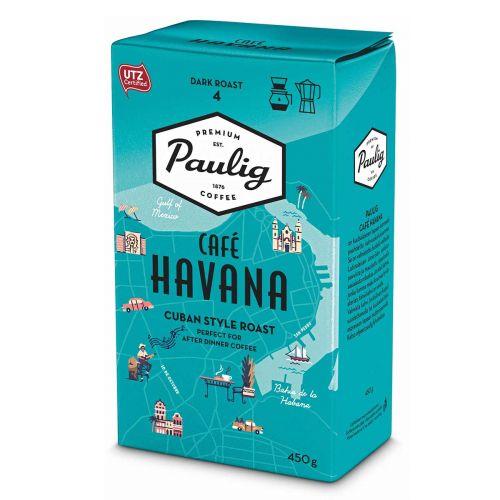 PAULIG CAFE HAVANA SUODATIN  450 G