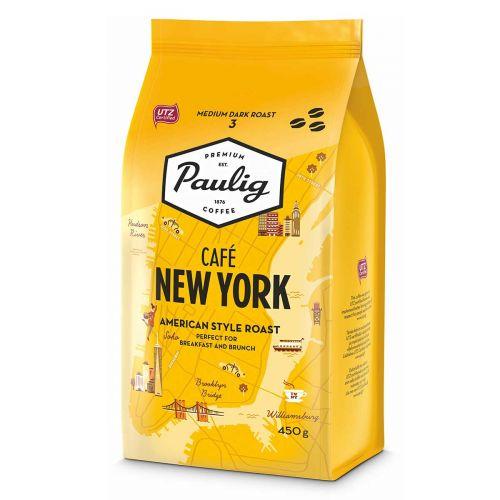 PAULIG CAFÉ NEW YORK PAPUKAHVI 450 G