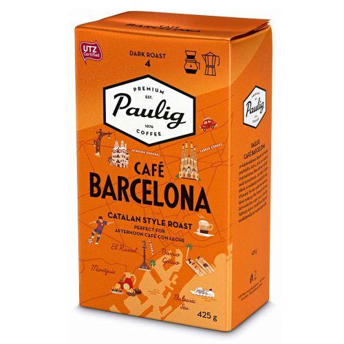 PAULIG CAFÉ BARCELONA  425 G