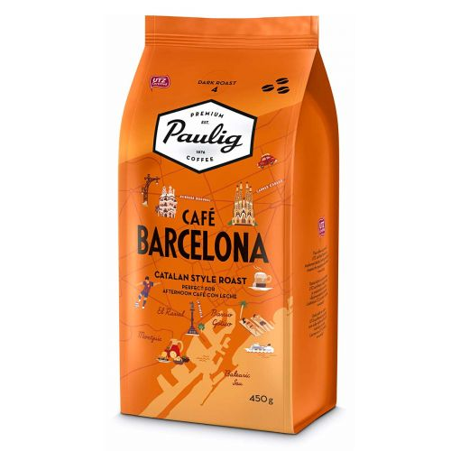 PAULIG CAFÉ BARCELONA PAPU  450 G