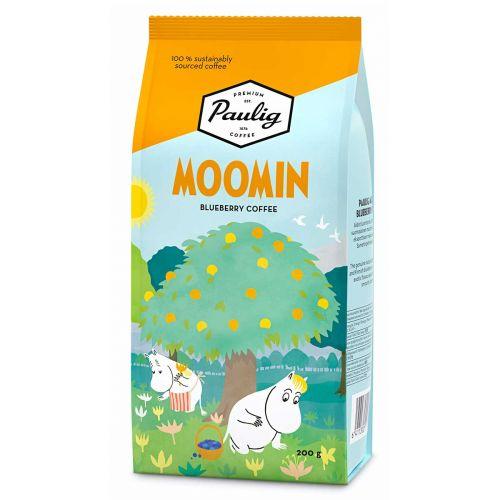 PAULIG MOOMIN BLUEBERRY COFFEE 200 G