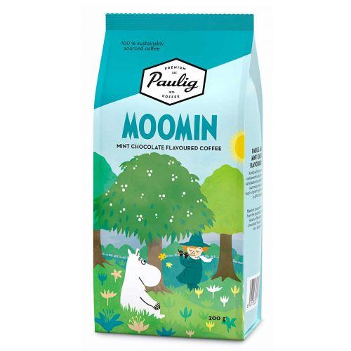 PAULIG MOOMIN MINT CHOC COFFEE 200 G