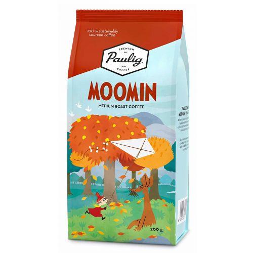 PAULIG MOOMIN MEDIUM COFFEE  200 G