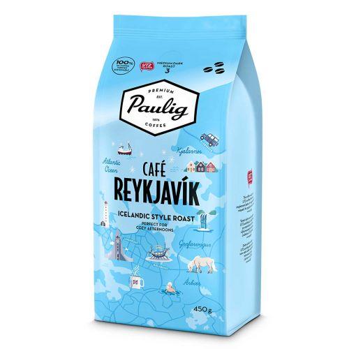 PAULIG CAFÉ REYKJAVIK PAPU UTZ 450 G