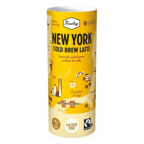 PAULIG COLD BREW LATTE NEW YORK 235 ML