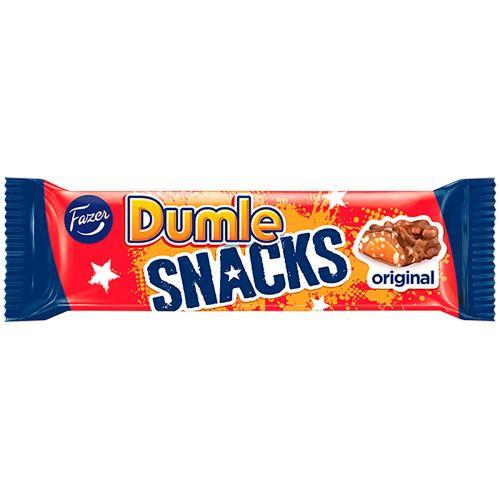 Fazer Dumle Snacks patukka 40g
