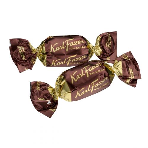 Karl Fazer Tumma suklaakonvehdit 3kg