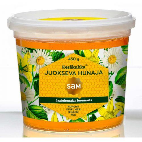 SAM HUNAJA JUOKSEVA 450 G