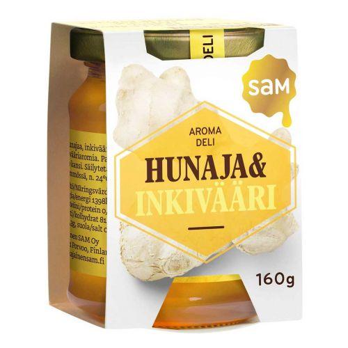 SAM HUNAJA&INKIVÄÄRI 160 G