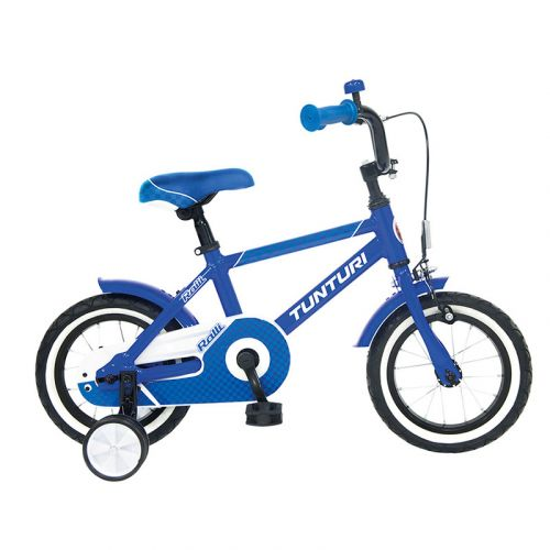 """Tunturi 12"""" Ralli lasten polkupyörä 1-V, sininen"""