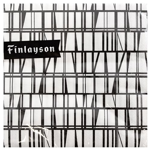 FINLAYSON LAUTASLIINA CORONNA M 20KPL/33CM