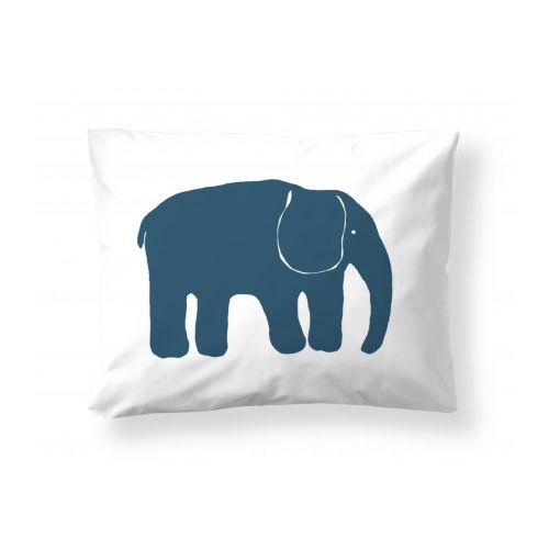 Finlayson tyynyliina Elefantti petrooli 50x60