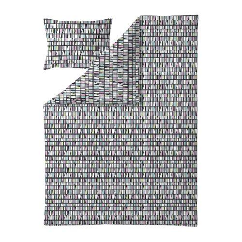 FINLAYSON PUSSILAKANASETTI CORONNA LILA/ROOSA/AQUA 150X210CM+50
