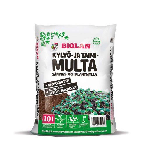 BIOLAN KYLVÖ- JA TAIMIMULTA 10 L 10 L