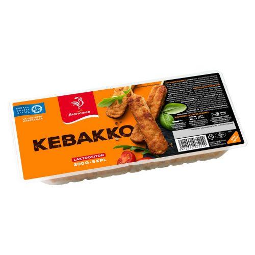 SAARIOINEN KEBAKKO 5 KPL 200 G