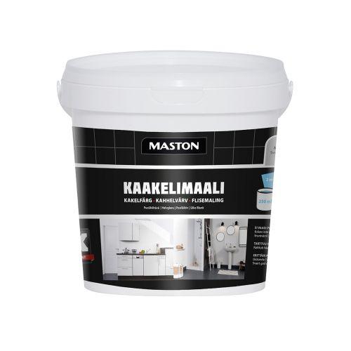 MASTON MAALI KAAKELI MUSTA 250ML 250 ML