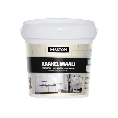 MASTON MAALI KAAKELI MAALARINVALKOINEN 250ML 250 ML