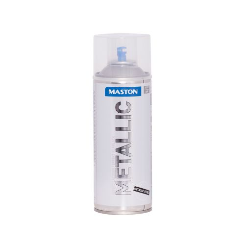 MASTON SPRAYMAALI METALLIC LAKKA 400ML