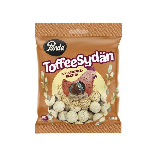PANDA TOFFEESYDÄN SUKLAATOFFEERAKEITA 130 G