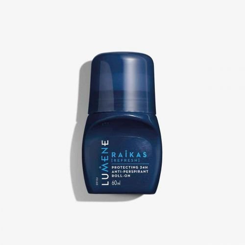 LUMENE MEN RAIKAS SUOJAAVA 24H ANTI-PERSPIRANT ROLL-ON 60 ML