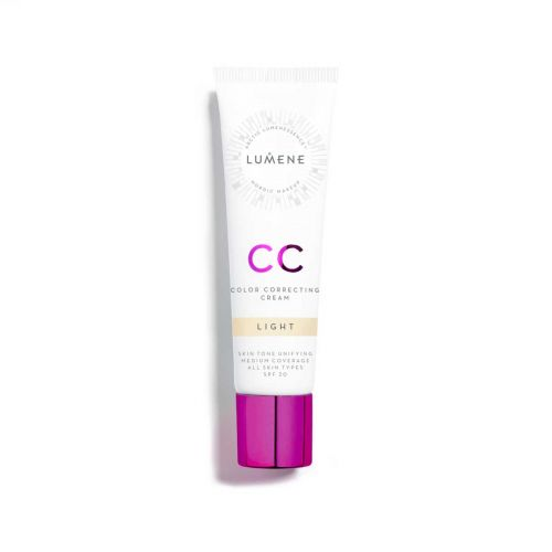 LUMENE CC COLOR CORRECTING MEIKKIVOIDE SK 20 LIGHT