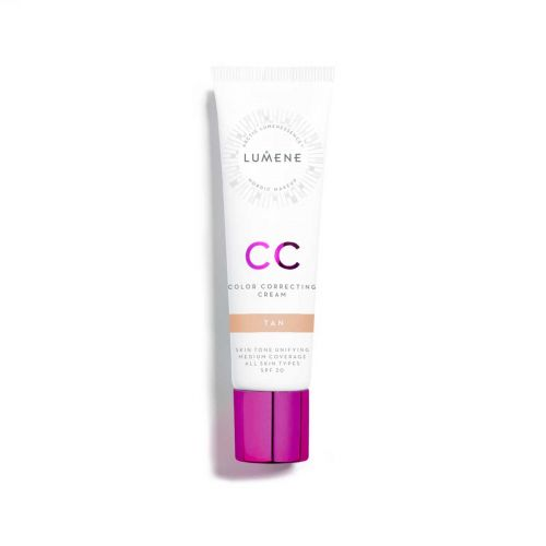 LUMENE CC COLOR CORRECTING MEIKKIVOIDE SK 20 TAN