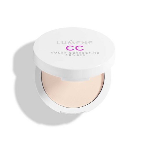 LUMENE CC COLOR CORRECTING PUUTERI - LIGHT/MEDIUM