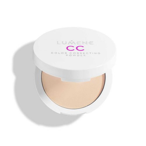 LUMENE CC COLOR CORRECTING PUUTERI - MEDIUM/DARK