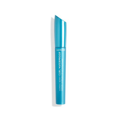 LUMENE NORDIC BERRY CURL WATERPROOF MASCARA BLACK