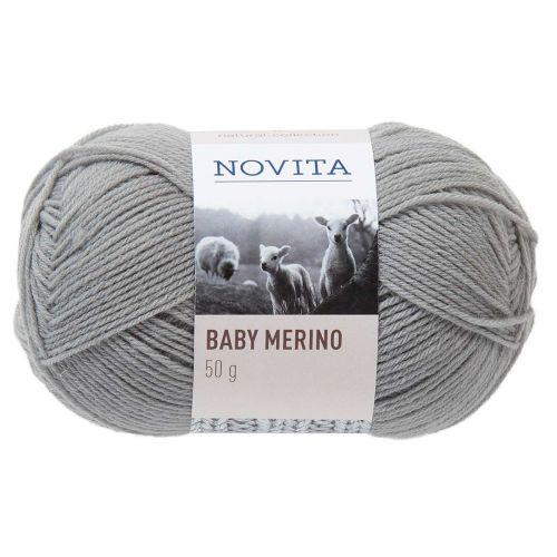 NOVITA BABY MERINO 50G TINA