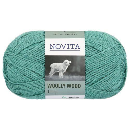 NOVITA WOOLLY WOOD 100G SALVIA