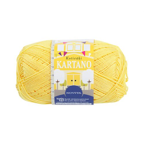 NOVITA COTTON MERCERIZED 100G VOIKUKKA