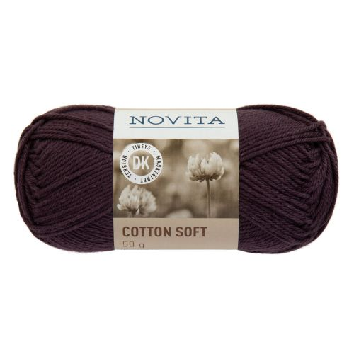 NOVITA COTTON SOFT 50G LUUMU