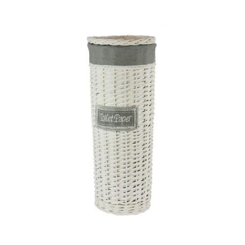 Kori 'Toilet Paper' 45cm valk., harmaa kangasvuori