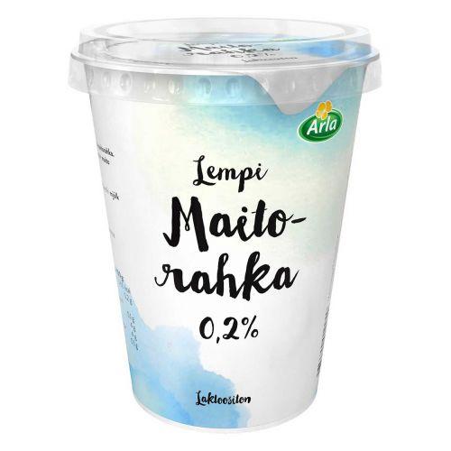 ARLA LEMPI MAITORAHKA 0,2% LAKTON 400 G