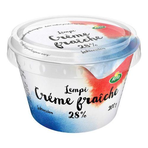 ARLA LEMPI CREME FRAICHE 28% LAKTON 200 G