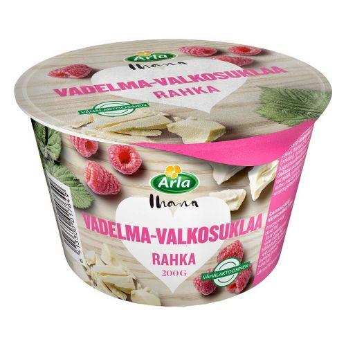 ARLA IHANA MAUSTETTU RAHKA VADLEMA-VALKOSUKLAA 200 G