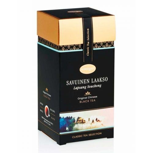 NORDQVIST CLASSIC LAPSANG SOUSHONG SAVUINEN LAAKSO TEE 80 G