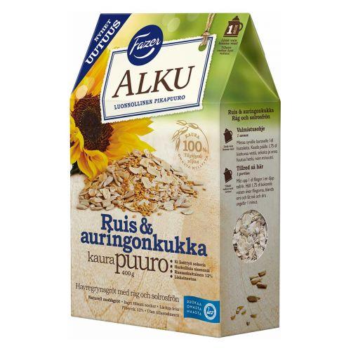 FAZER ALKU RUIS-AURINGONKUKKA KAURAPUURO 400 G