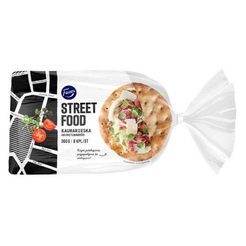 FAZER STREET FOOD KAURARIESKA 8KPL 360 G