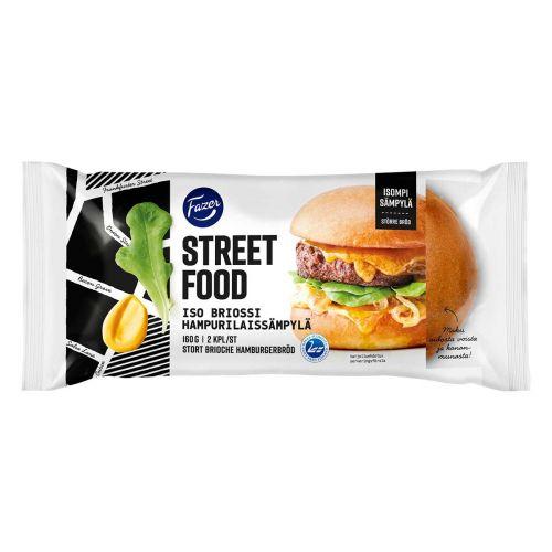 FAZER STREET FOOD ISO BRIOSSI 2KPL 160 G