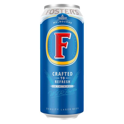 FOSTER'S 4,5% TLK 500 ML