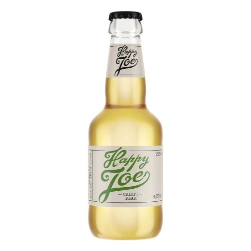 HAPPY JOE 4,7% CRISPY PEAR KLP 275 ML