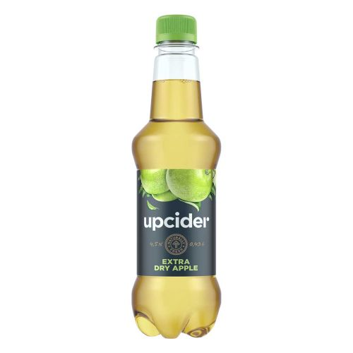 UPCIDER 4,5% EXTRA DRY KMP 430 ML