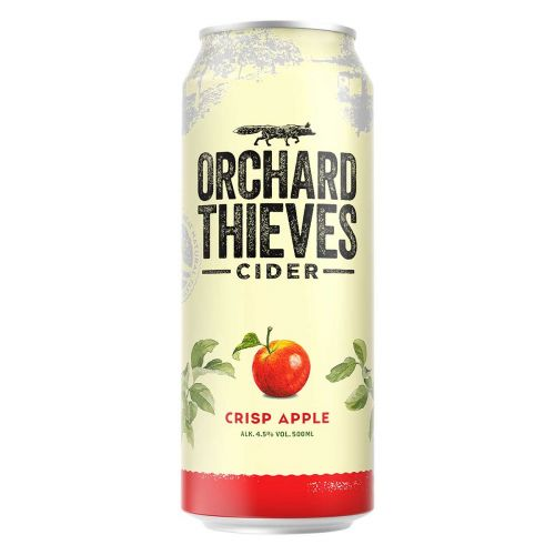 ORCHARD THIEVES CRISP APPLE 4,5% TLK 500 ML