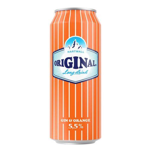 ORIGINAL LONG DRINK 5,5% ORANGE TLK 500 ML