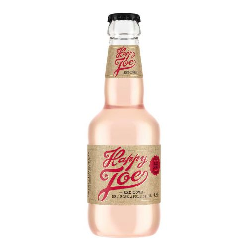 HAPPY JOE 4,7% RED LOVE KLP 275 ML