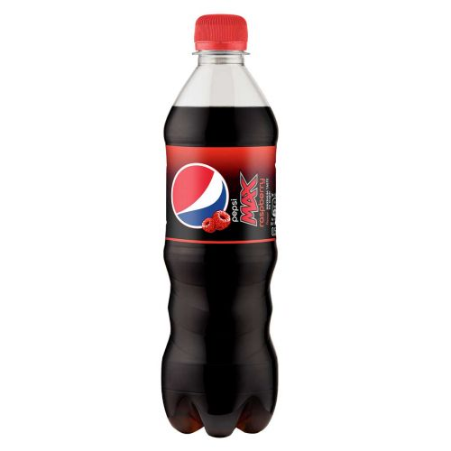 PEPSI MAX RASPBERRY KMP  500 ML